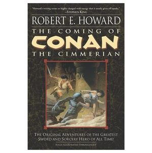 The Coming if Conan the Cimmerian Book
